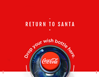 Coca Cola - Return to Santa