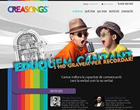 Creasongs