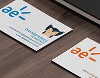 Aprende aê! Brand Identity, Stationary & Illustrations