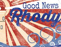 """Logo for """"Good News"""" website for Rhode Islanders"""