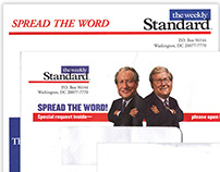 The Weekly Standard - direct mail campaign