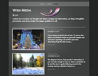 Blog for Wish Media