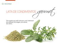 Catálogo de Produtos Gourmet - ERVITAL