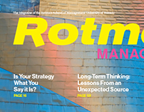 Rotman Magazine Fall 2013