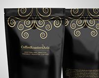 Package Design Coffee Roasters Asia