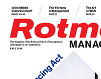 Rotman Magazine Fall 2014