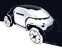 LAND ROVER Concept Autonomous vehicle _ (Refinement)