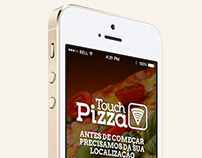 TouchPizza - iOS and Android APP