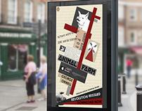 Penguin Books Motion Poster: Animal Farm