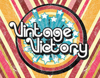 Vintage Victory Message Series Design