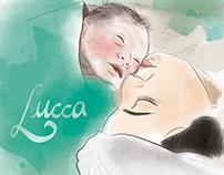 Jéssica e Lucca