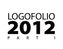 Logofolio 2012 part 1