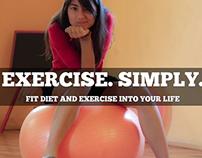 Andrew Barnett, Fort Lauderdale: Exercise Simply
