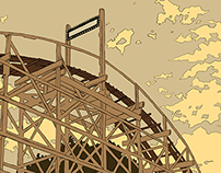 Seabreeze Amusement Park Re-Branding