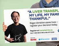 BC Transplant Campaign