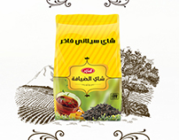 Packaging Tea