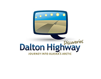 Logo Design Ideas: Dalton Highway Discoveries