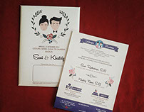 Wedding Invitation #1