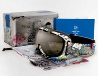 Global Art Edition Goggles