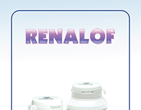 Prescription pads Renalof for Oktal Pharma