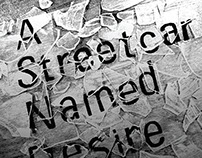 Streetcar Named Desire - Experimental Typography
