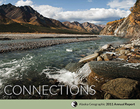 2011 Alaska Geographic Annual Report