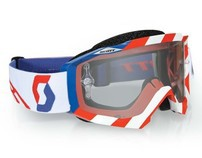 2010 MX of Nations Scott Sports Team Goggles