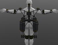 MODO exoskeleton