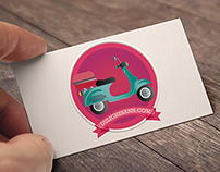 Travel Service - Logo & Namecard