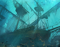 Assassin's Creed IV Black Flag_Fan-art