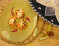 Cena a lo mexicano / Manatí - Restaurante