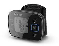 Omron Wrist BPM
