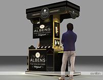 albens cider booth