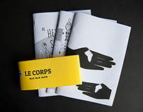 Le Corps - Fanzine n°1
