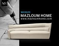 Mazloum Home - Website - Egypt