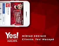 Yes! Macapá Mídias Sociais