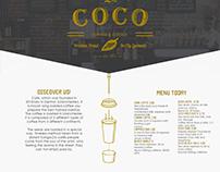La'coco, web design