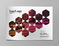 Minimal Modern Clean Brochure