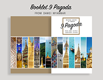 Booklet Design 9 Pagoda for Dawei Hotel
