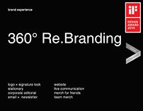 Rebranding for B2B Agency APTLY //