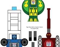 Paper Transformers