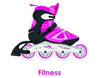 Inliners/Roller skates