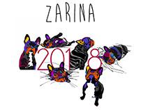Zarina 2018