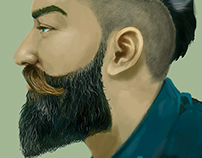 Portrait – Siavash