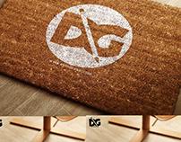 Doormat Logo Mockup