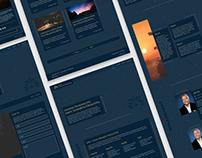 Artha - Redesign Concept