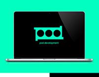 Logo Design: pod development