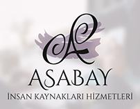 ASABAY Human Resources Services Logo-Business Card