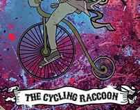 The Cycling Raccoon