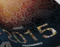 TRT - Winter 2015 Programmes - Cover